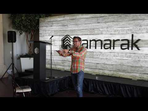 Zack oates tamarak growth summit 2019