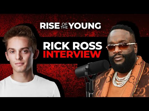 Rick ross talks about wealth creation, entrepreneurship, and becoming a boss (2020)