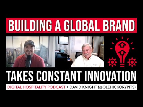Building a worldwide brand takes innovation   david knight (ole hickory pits)   dh115