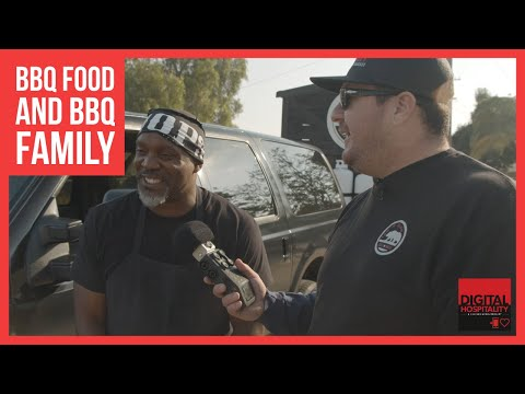 Food and family at spring valley bbq fest 2019