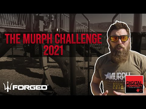 Murph challenge workout tips for memorial day 2021 | former navy seal michael sauers of forged