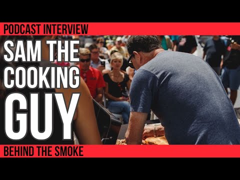 "Sam the cooking guy on behind the smoke #031: if you hate your job, quit and find your ""bicycle"""