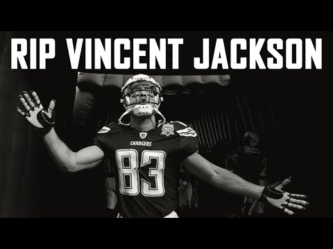 Remembering vincent jackson | rip to chargers fan favorite | abc10 san diego