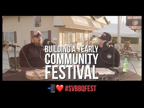 Building a Yearly Community Event featuring Spring Valley BBQ Festival (DH 008)