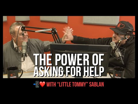 The power of asking for help featuring little tommy sablan (dh 013)