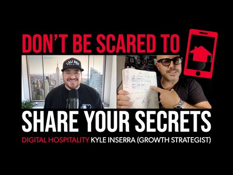Don't be scared to share your secrets online   kyle inserra (restaurant growth strategist)   dh095