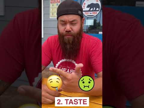 How to judge barbecue competitions   #shorts