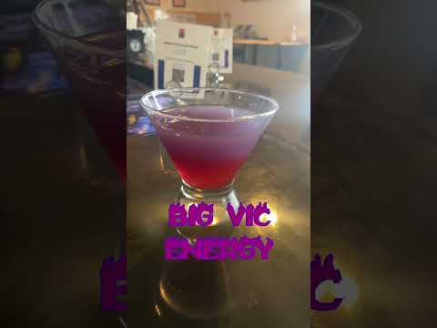 How to make a big vic energy cocktail   #shorts