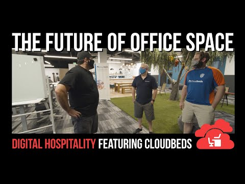 Future of Office Space in a Remote Reality | Inside Cloudbeds Headquarters