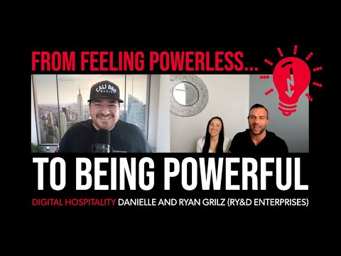 From feeling powerless to being powerful | ryan and danielle grilz (ry&d show) | dh096