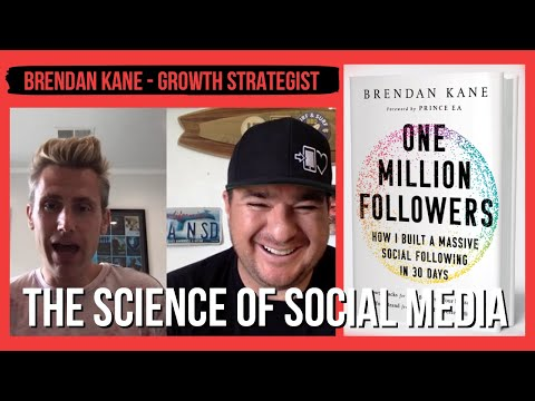 There is a science to social media | brendan kane