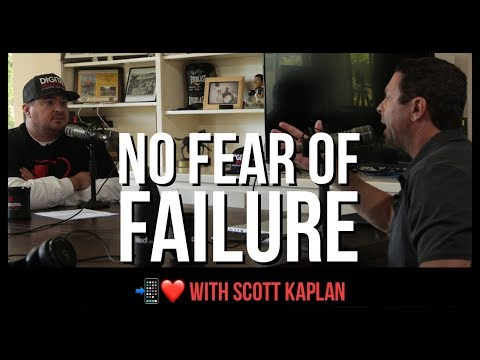 No Fear of Failure: Scott Kaplan's Journey from Old to New Media (DH 006)