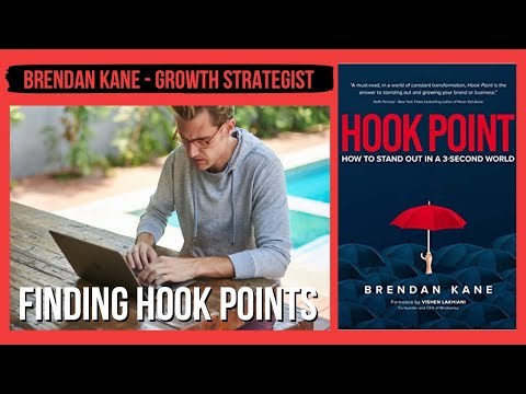 Finding hook points to stand out online | brendan kane