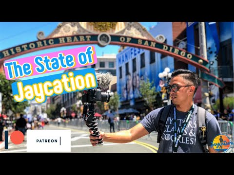 Ways to support my channel and new jaycation san diego series update