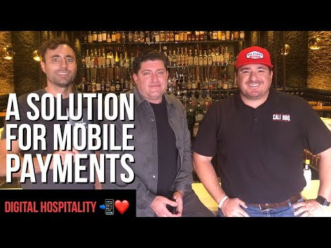 Digital Hospitality: A Solution for Mobile Payments featuring Up n' Go (DH001)
