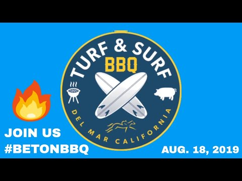 All-you-can-eat bbq at west coast's premiere barbecue tasting event - aug. 18 in del mar, california