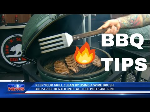 Bbq and grilling tips for beginners - kusi tv
