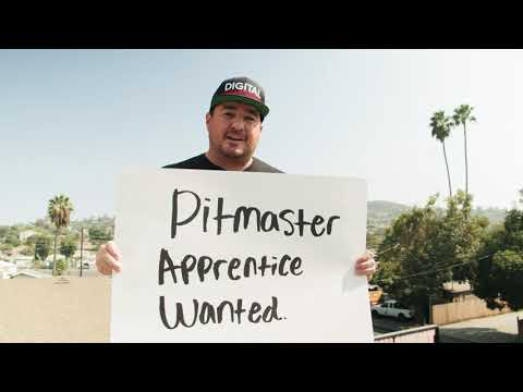 Pitmaster apprentice wanted to join the cali bbq team