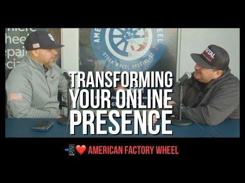 Transforming your online presence featuring american factory wheel (dh 012)