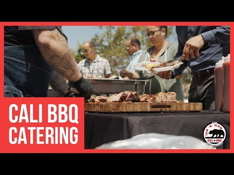Cali bbq catering team excels at digital hospitality
