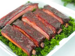 Competition BBQ Ribs from Encinitas BBQ