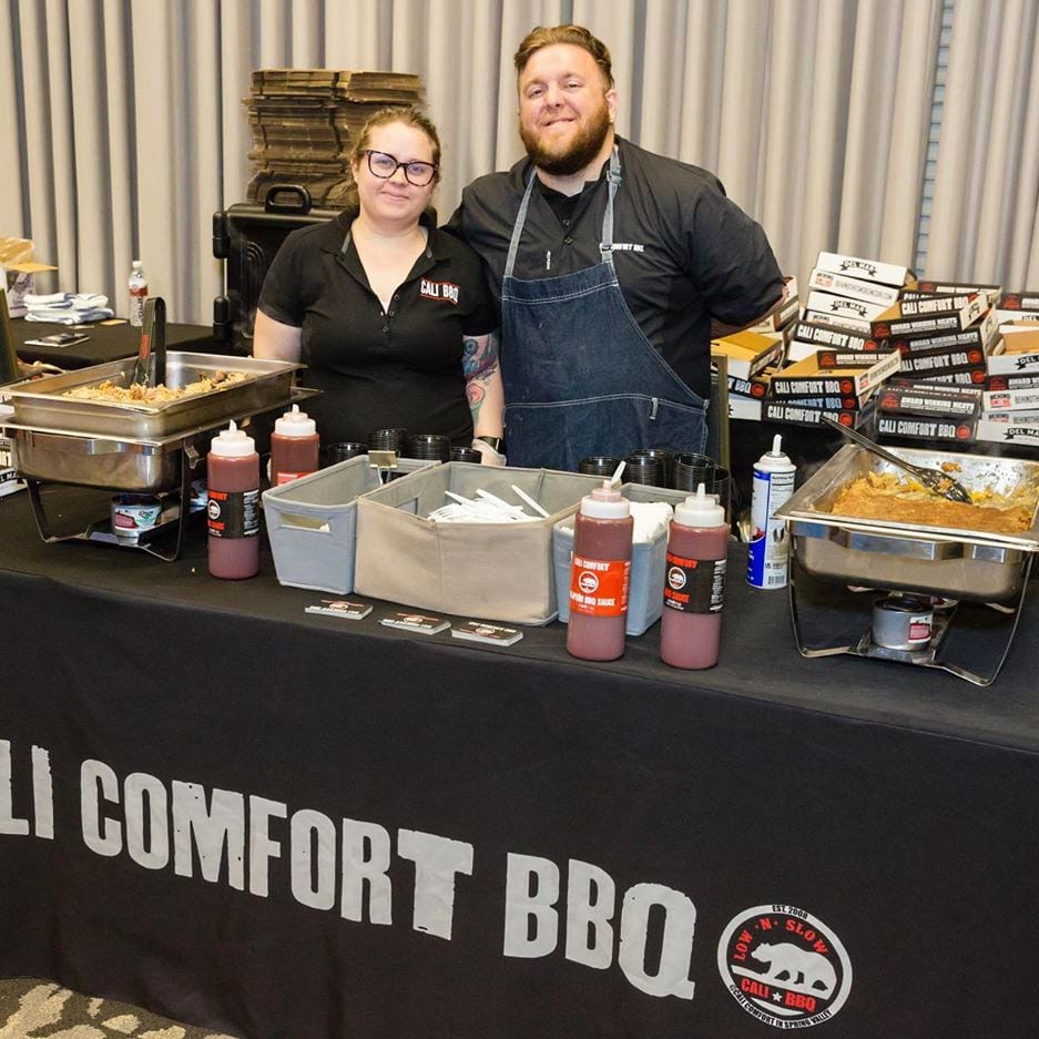 Cali bbq catering