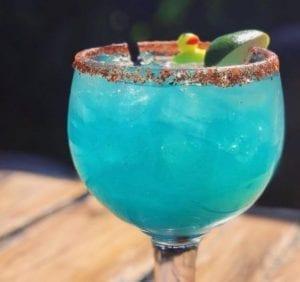 Electric Margarita at Cali Comfort