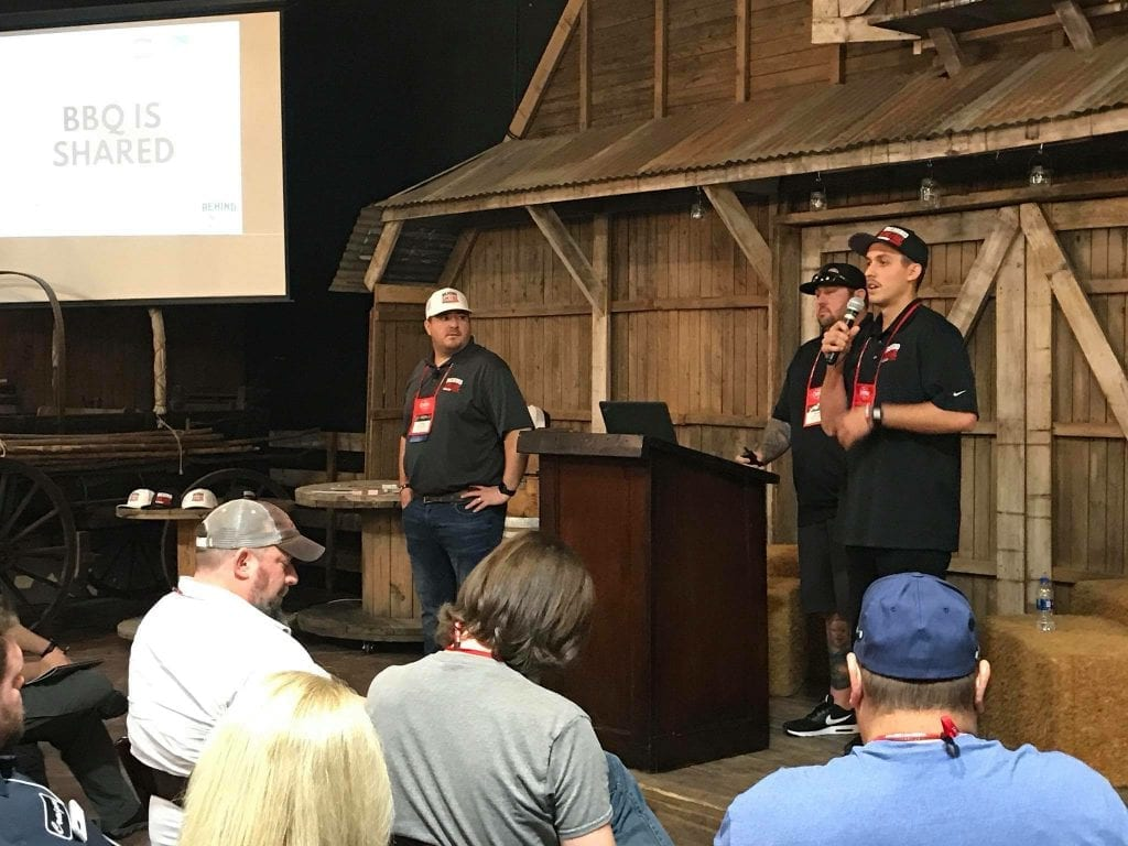 Turning your BBQ brand into a media company presentation