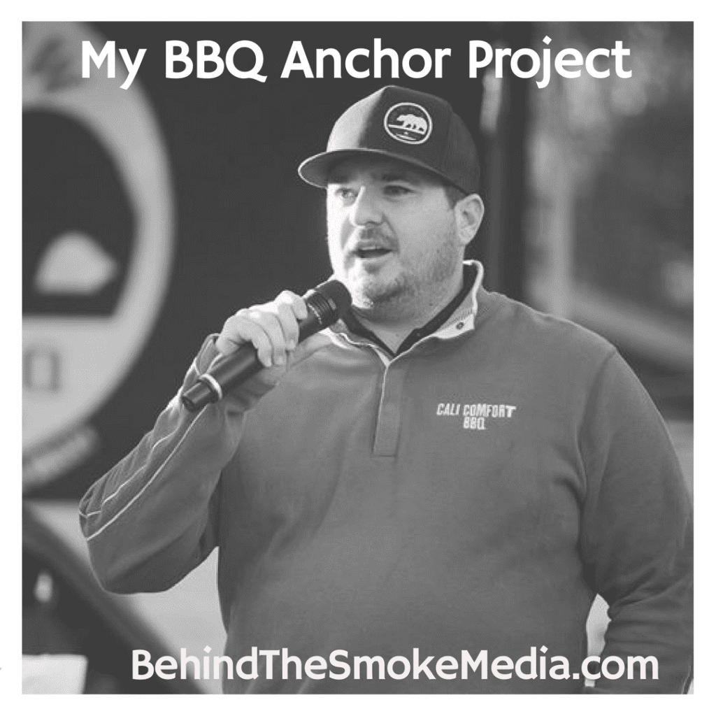 The bbq anchor project behind the smoke media shawn p. Walchef