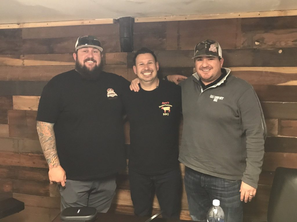 Behind The Smoke Podcast with Fern's Semi Famous BBQ