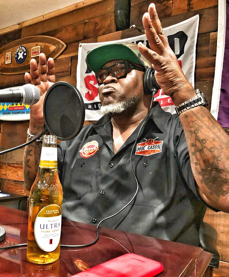 Big Moe Cason on Behind The Smoke Podcast