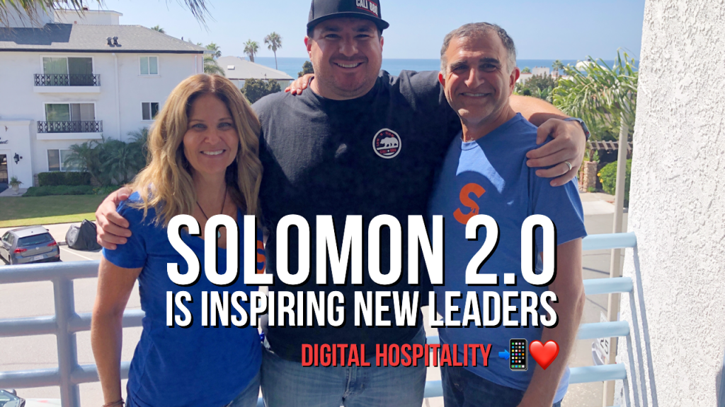 Digital hospitality featuring howard and debra solomon from solomon leaders 2. 0