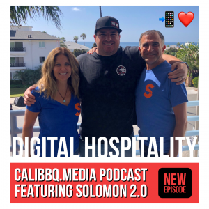 Digital Hospitality DH 003 Featuring Howard and Debra Solomon from Solomon Leaders 2.0