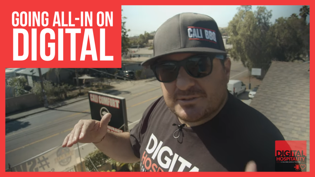 Going All in on Digital at Cali Comfort BBQ