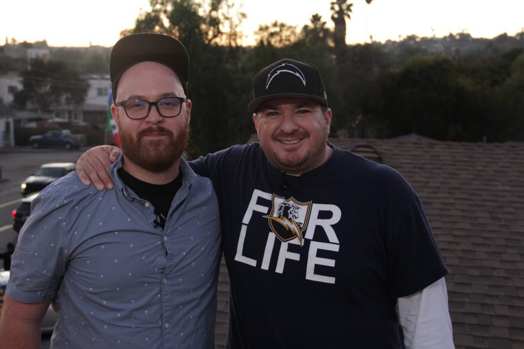 Shawn Walchef and Eric Cacciatore of Restaurant Unstoppable podcast