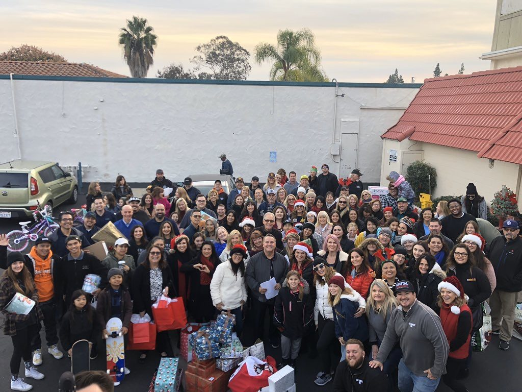 Breaking and Entering Christmas 2019 was a big success and helped a family in need