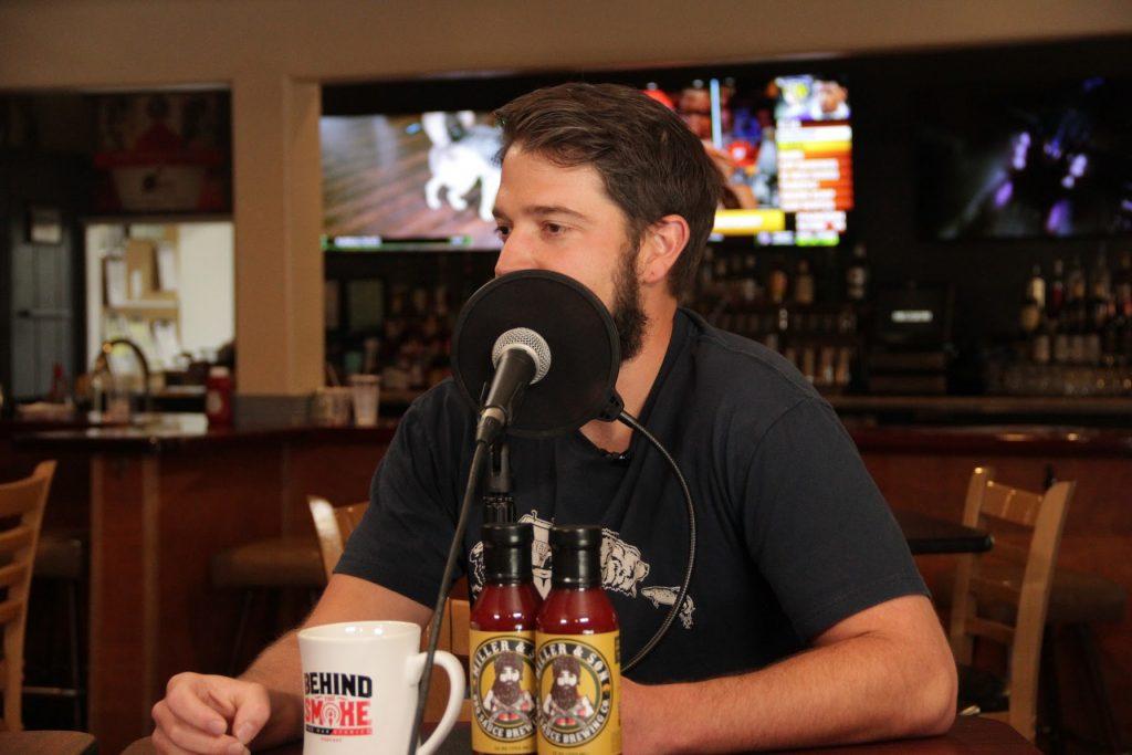 Steve miller talks about miller and son bbq sauce