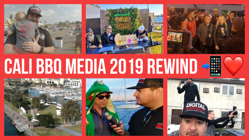 Digital Hospitality Podcast 2019 Rewind