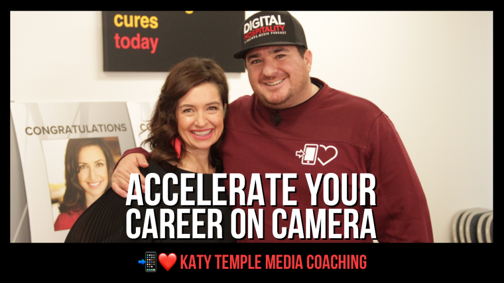 Digital hospitality featuring katy temple media coaching