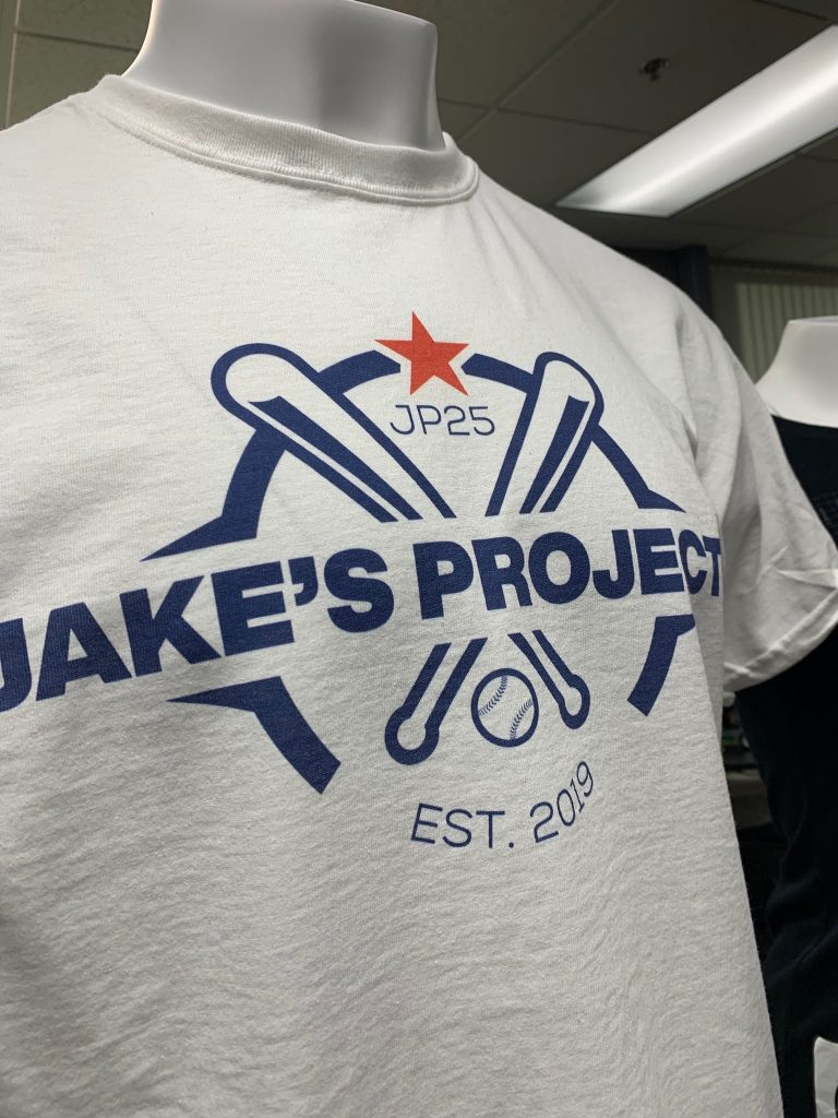 Jake's Project T-Shirt