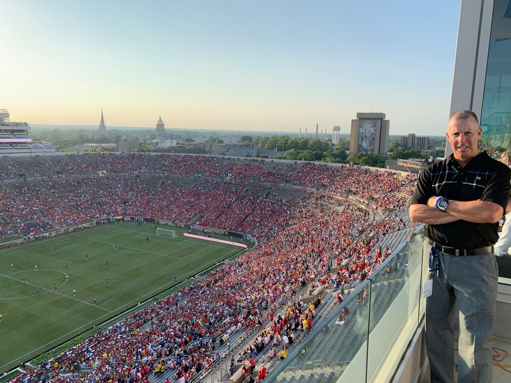 Scott yoffe stadium facebook photo