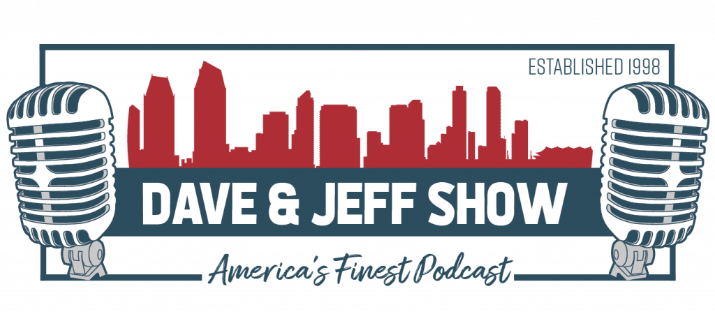 Dave and Jeff Show Podcast Logo