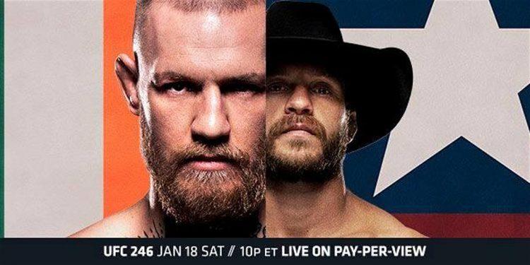 UFC Fight Night at Cali Comfort BBQ