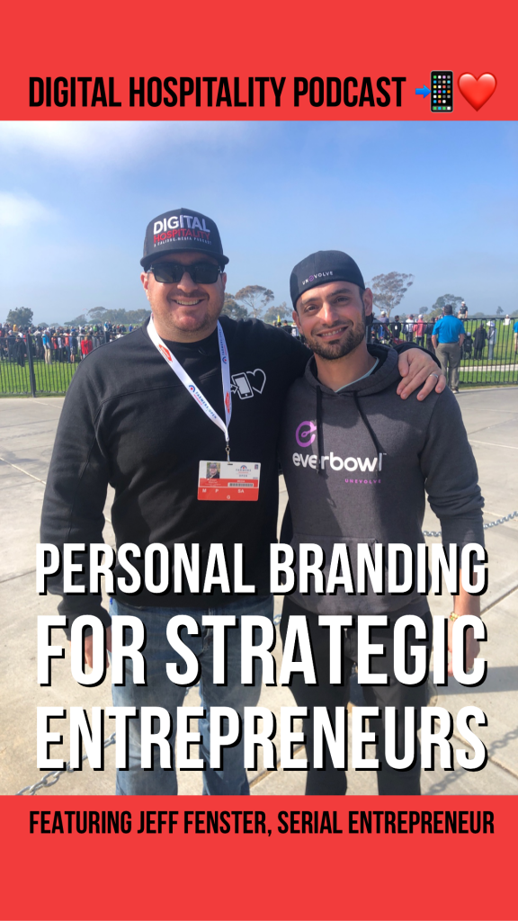 Personal Branding for Entrepreneurs podcast episode