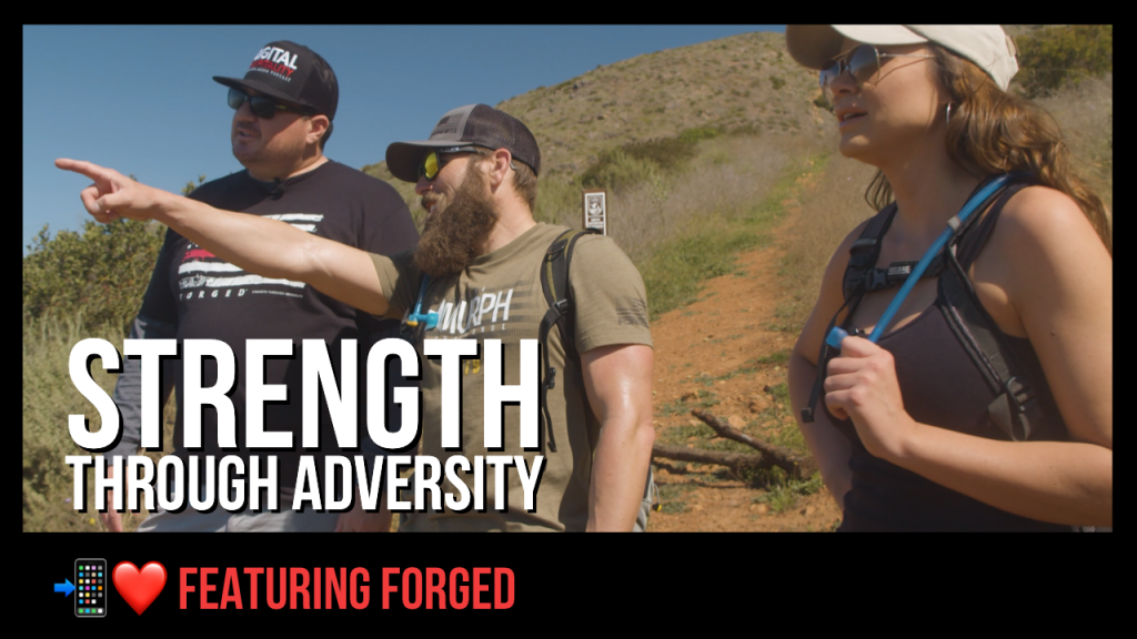 Forged brand finds strength through adversity