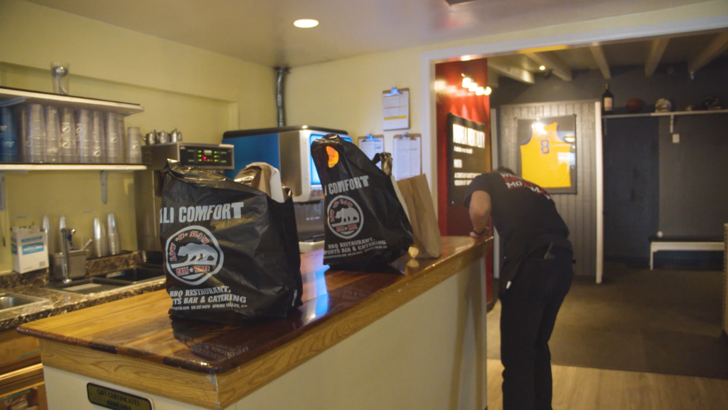 Takeout and Delivery Orders at Cali Comfort BBQ in East San Diego County