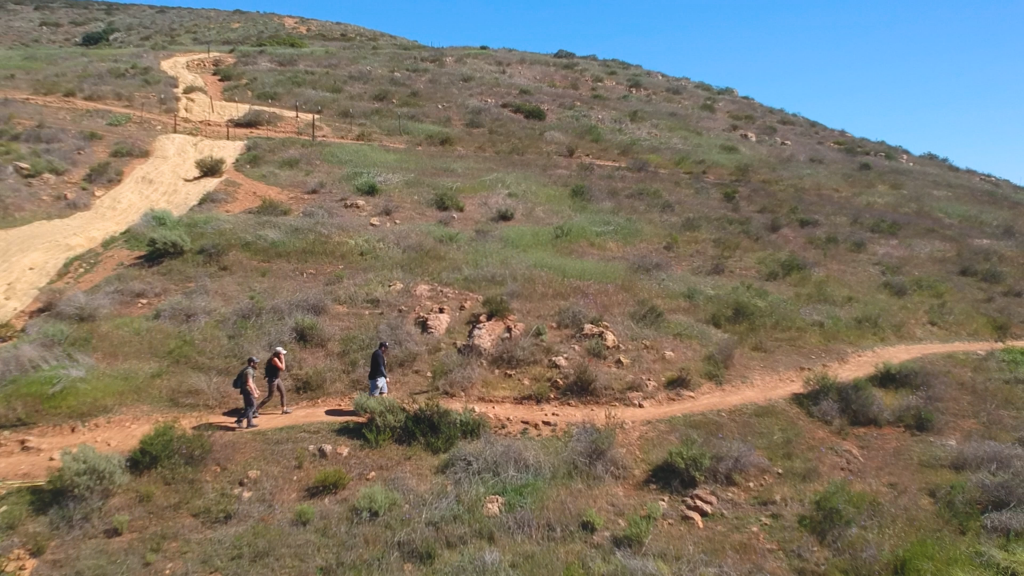 Hiking in San Diego with Forged and Cali BBQ Media