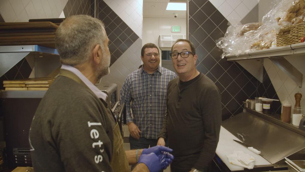 Inside the graze kitchen with sam the cooking guy