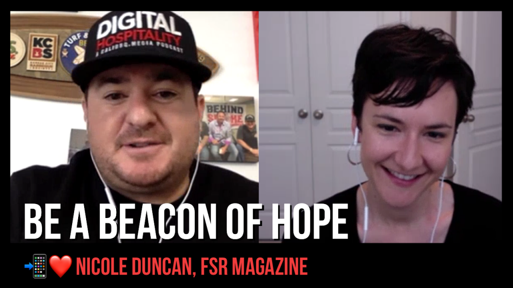 Fsr magazine interview with nicole duncan