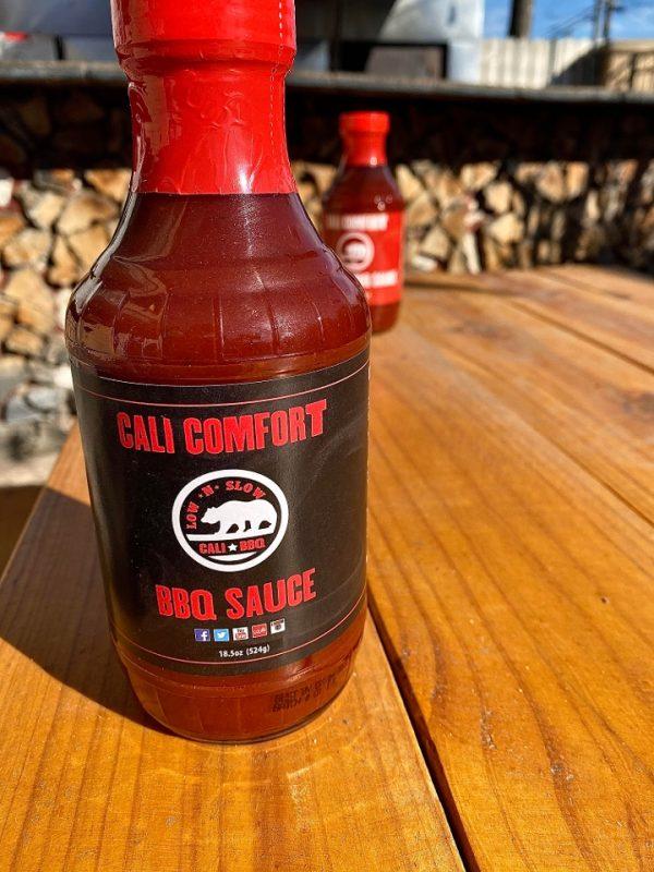 Cali bbq sauce 1
